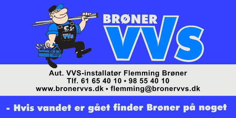 Brøner VVS